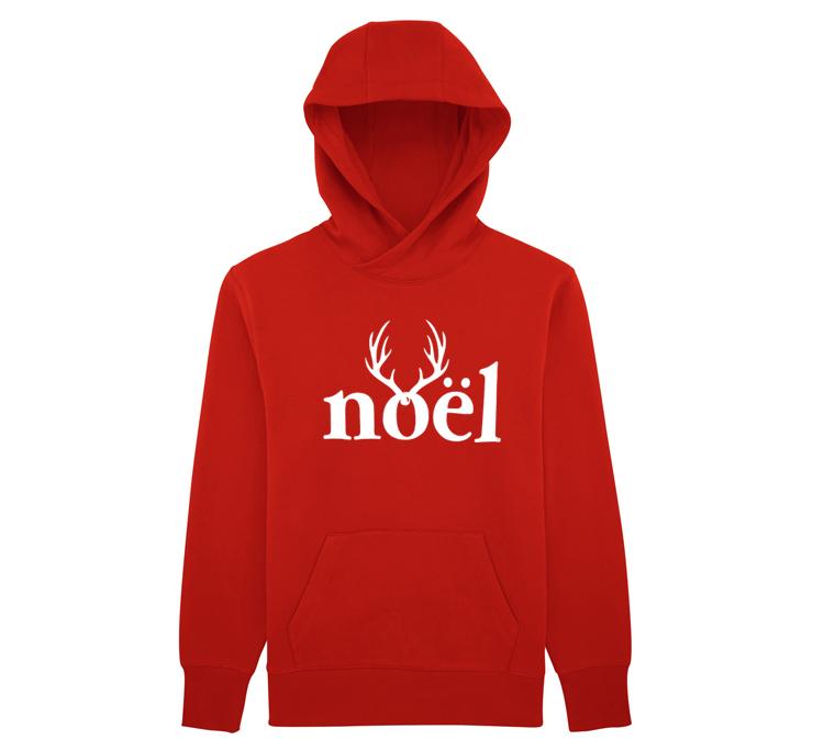 Seasoul Hoodie - Noel Red/White