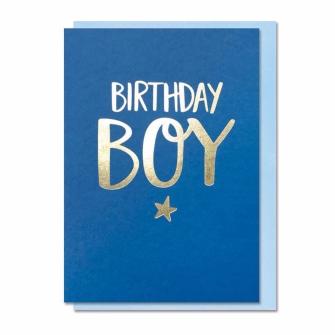 Card Male Bluebell - Birthday Boy DA068