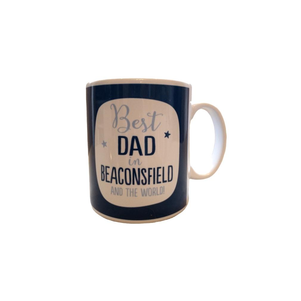 Mug Best Dad In Beaconsfield