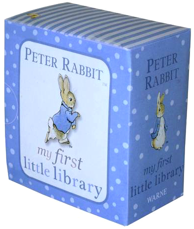 Peter Rabbit - My First Library