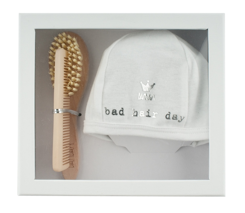 Baby 'Bad Hair Day' Gift Set