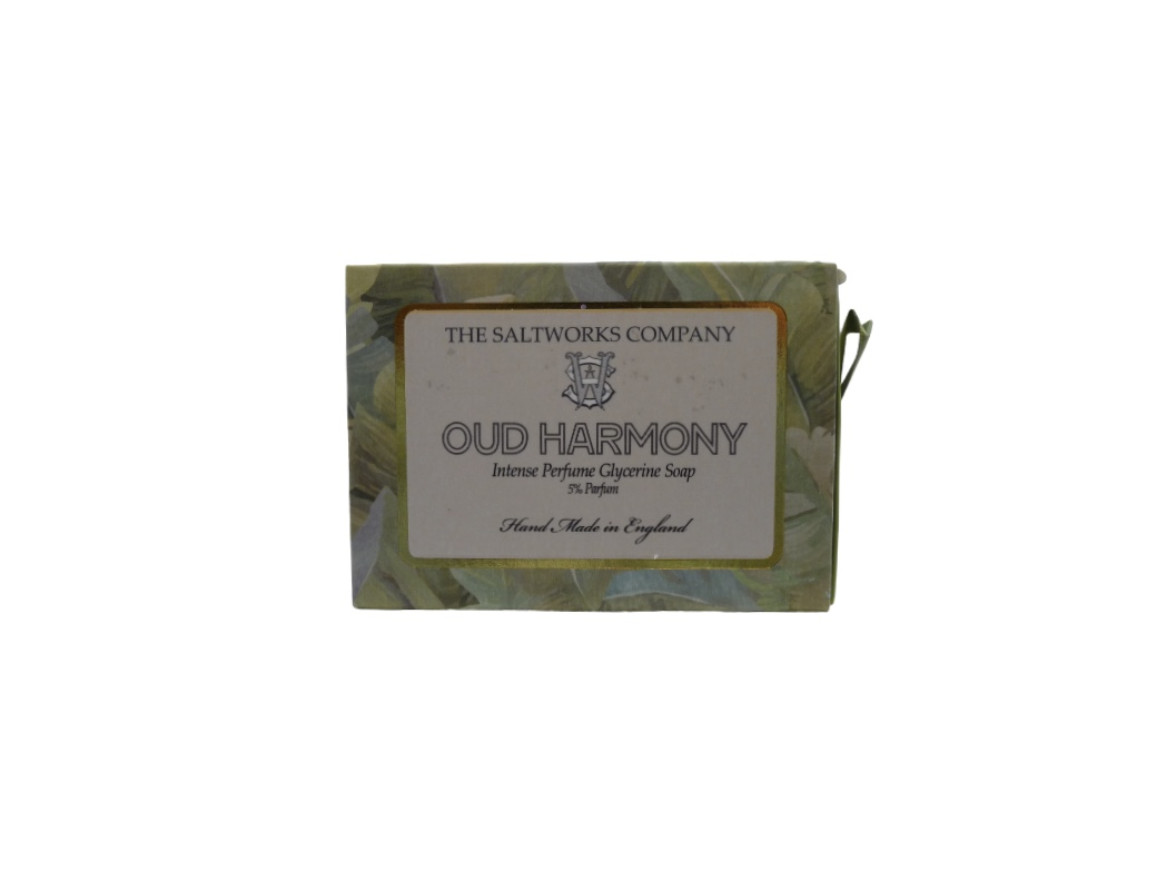 Saltworks Soap - Oud Harmony