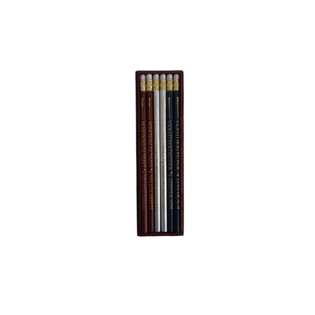 Harry Potter Pencils - Spells (6)