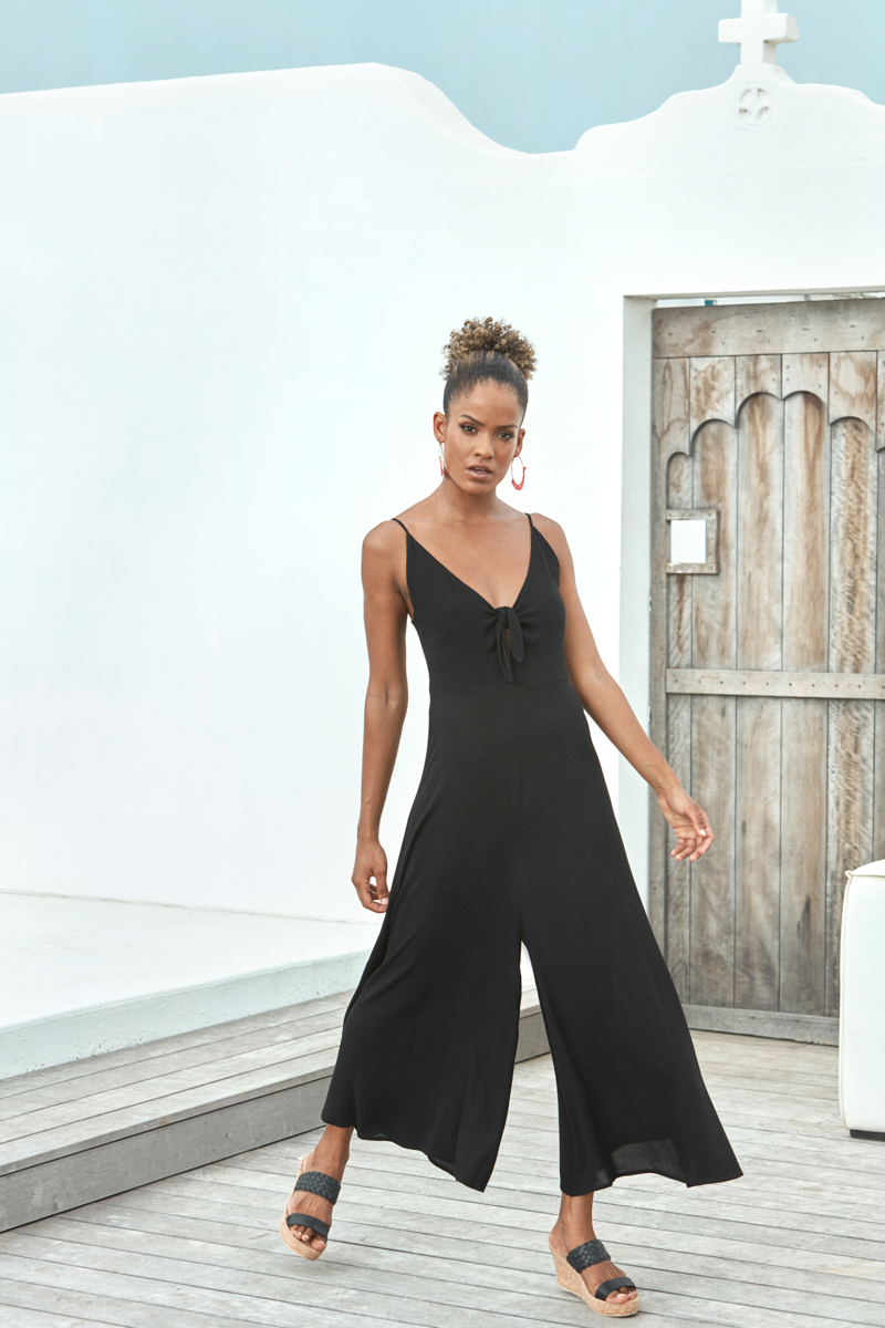 Eb&Ive Savannah Jumpsuit Black