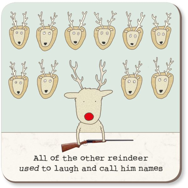 Coaster Rosie - Christmas Rudolph 019
