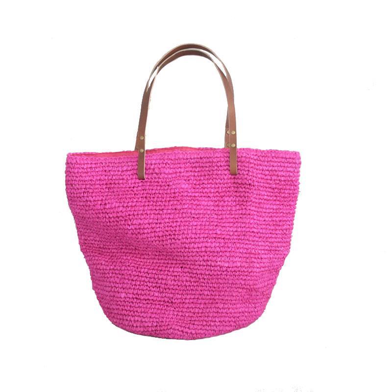 Beach Bag - A Moos Hot Pink