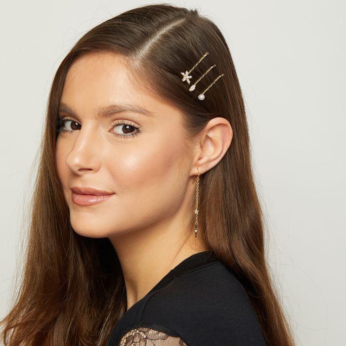 Ashiana Hair Clips - Aurora 5809