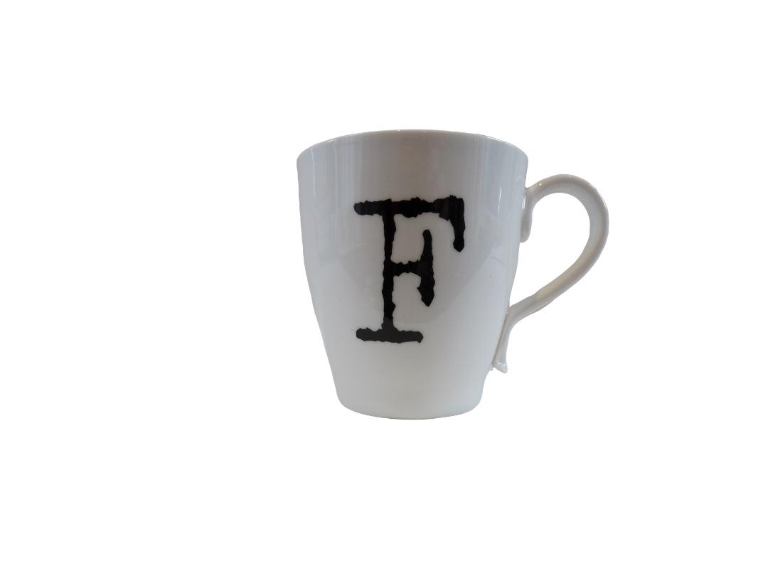 Glorious Mud Alphabet Mug - Fabulous
