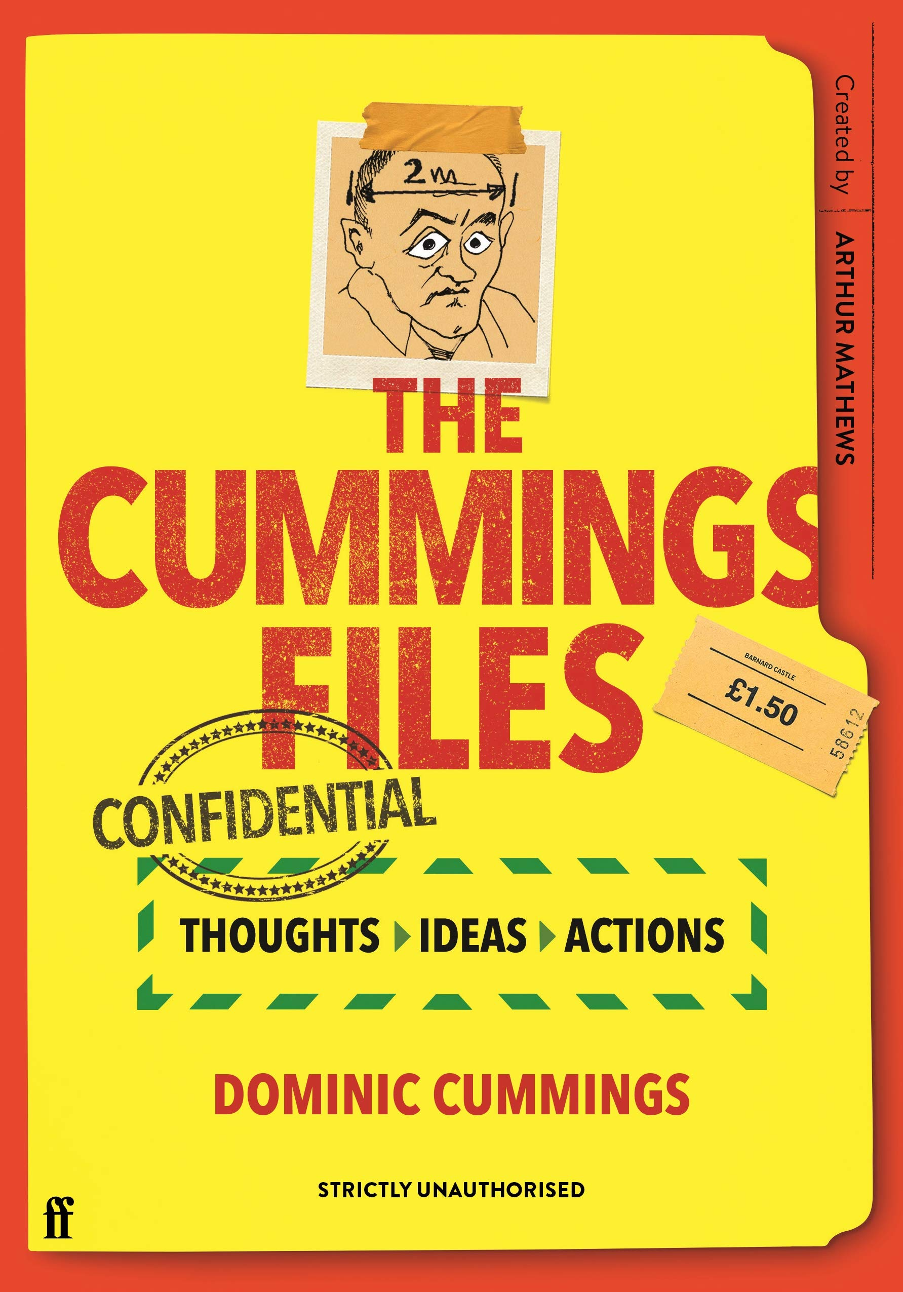 The Cummings Files