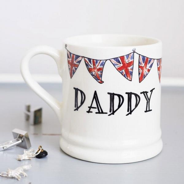 Mug Sweet William - Dad or Daddy