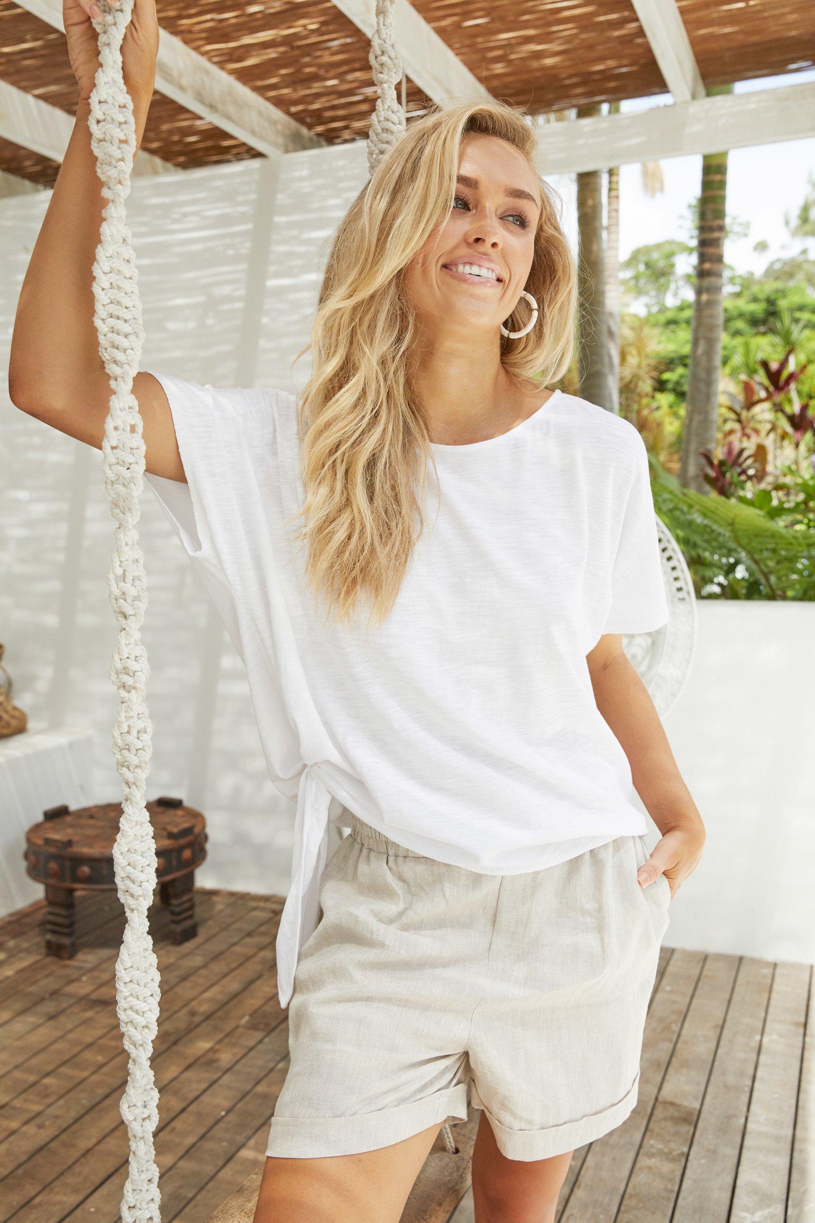 Haven Majorca T-Shirt - White