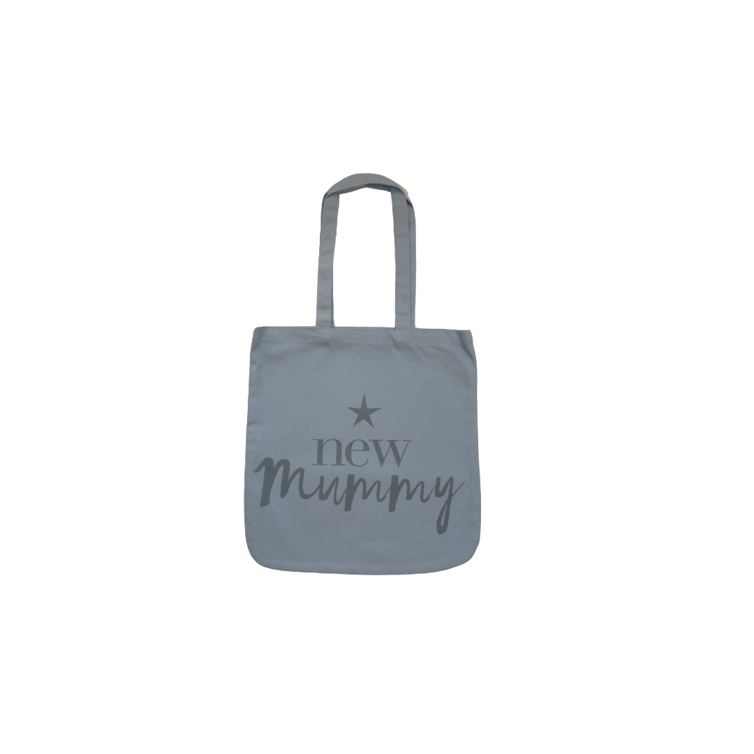 New Mummy Tote Bag - Blue