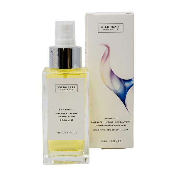 Wildheart Organics Aromatherapy Room Spray - Tranquil