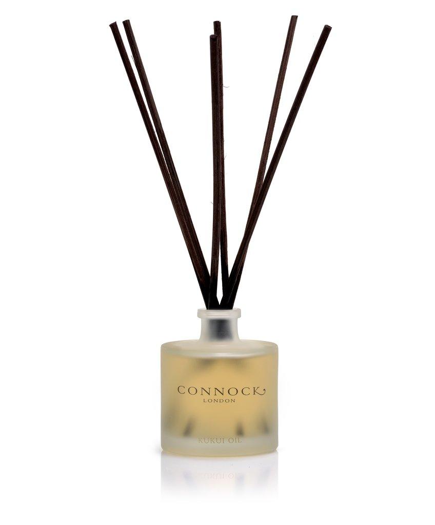 Connock London Kukui Oil Fragrance Diffuser