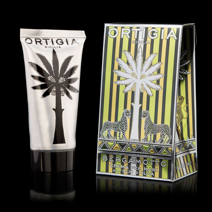 Ortigia Hand Cream - Bergamotto