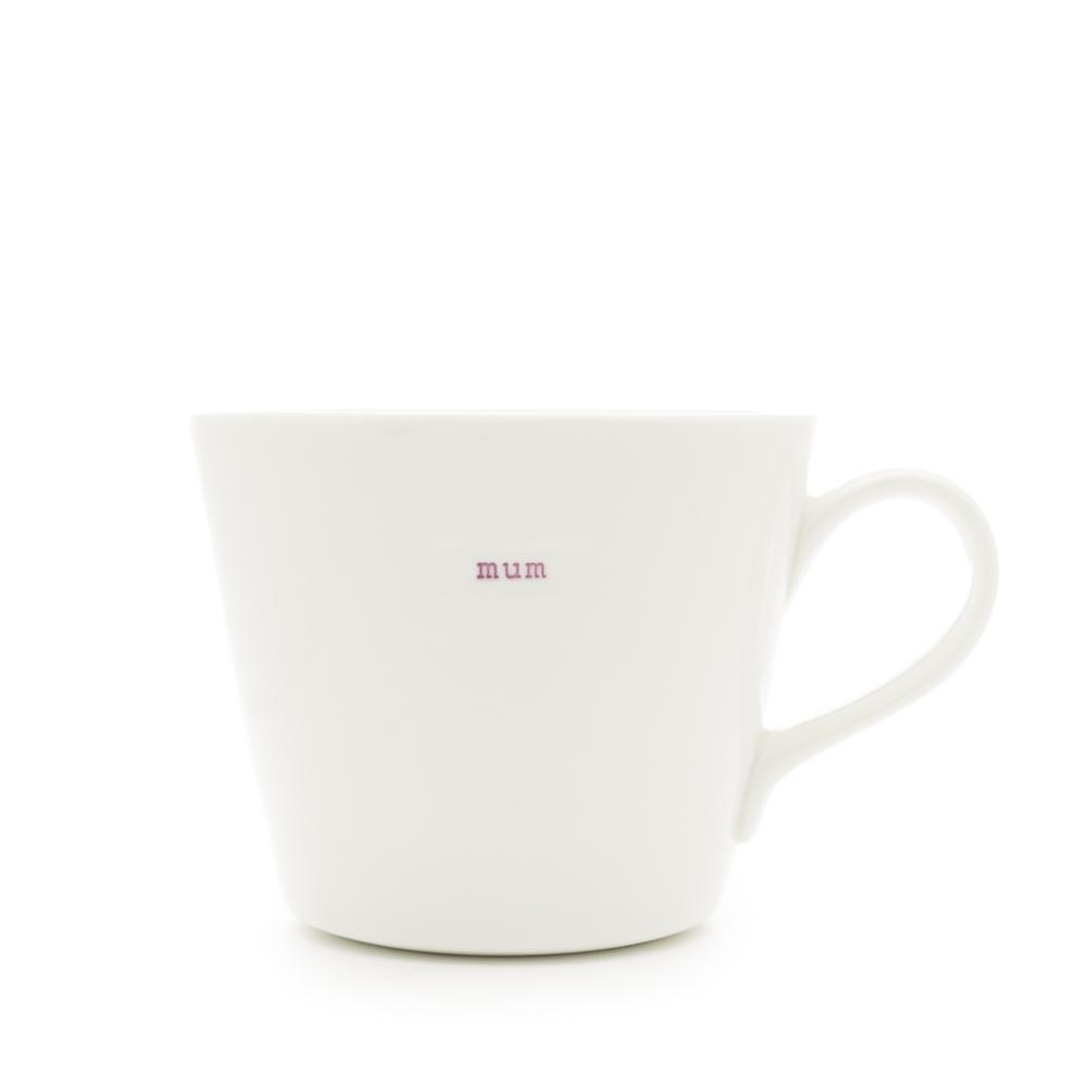 Keith Brymer Jones Bucket Mug - Mum