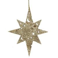 Gisela Graham Christmas Decoration Celestial - Bethlehem Star 17051