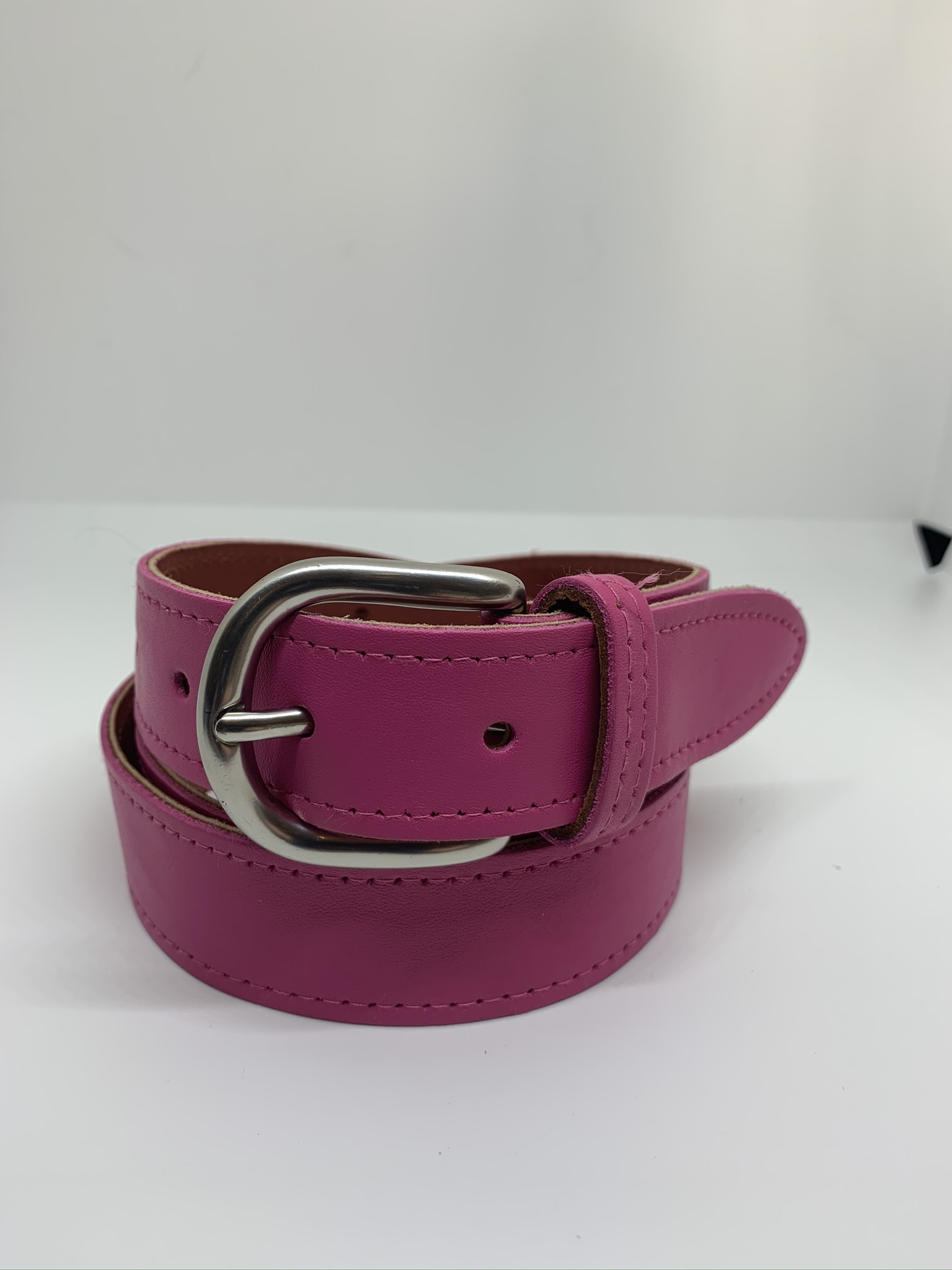 Leather Belt - Colours ( 3 colour )