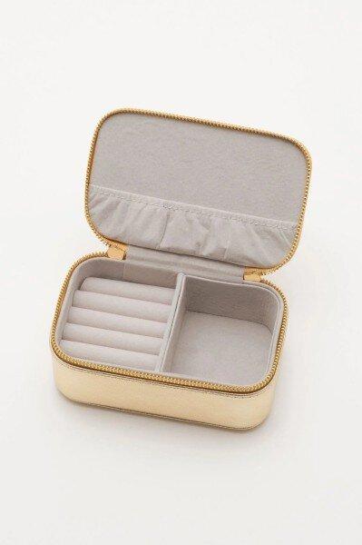 Estella Bartlett Jewellery Box Mini - Applique 'RAINBOW' Gold