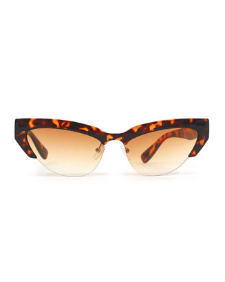 Powder Sunglasses - Frankie