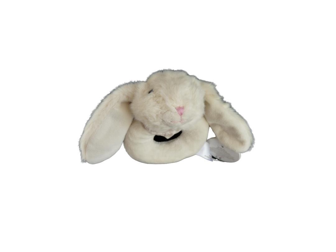Rattle - Rabbit Cream