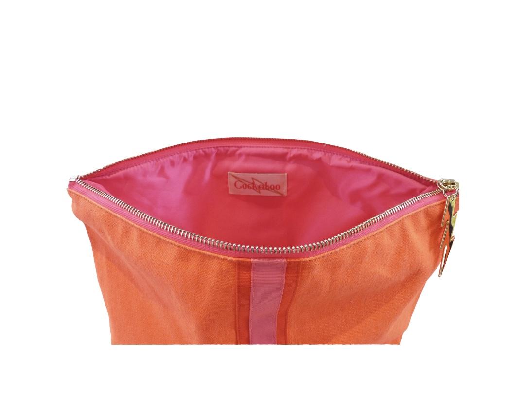 Cockatoo Bag - Camo Girl Large