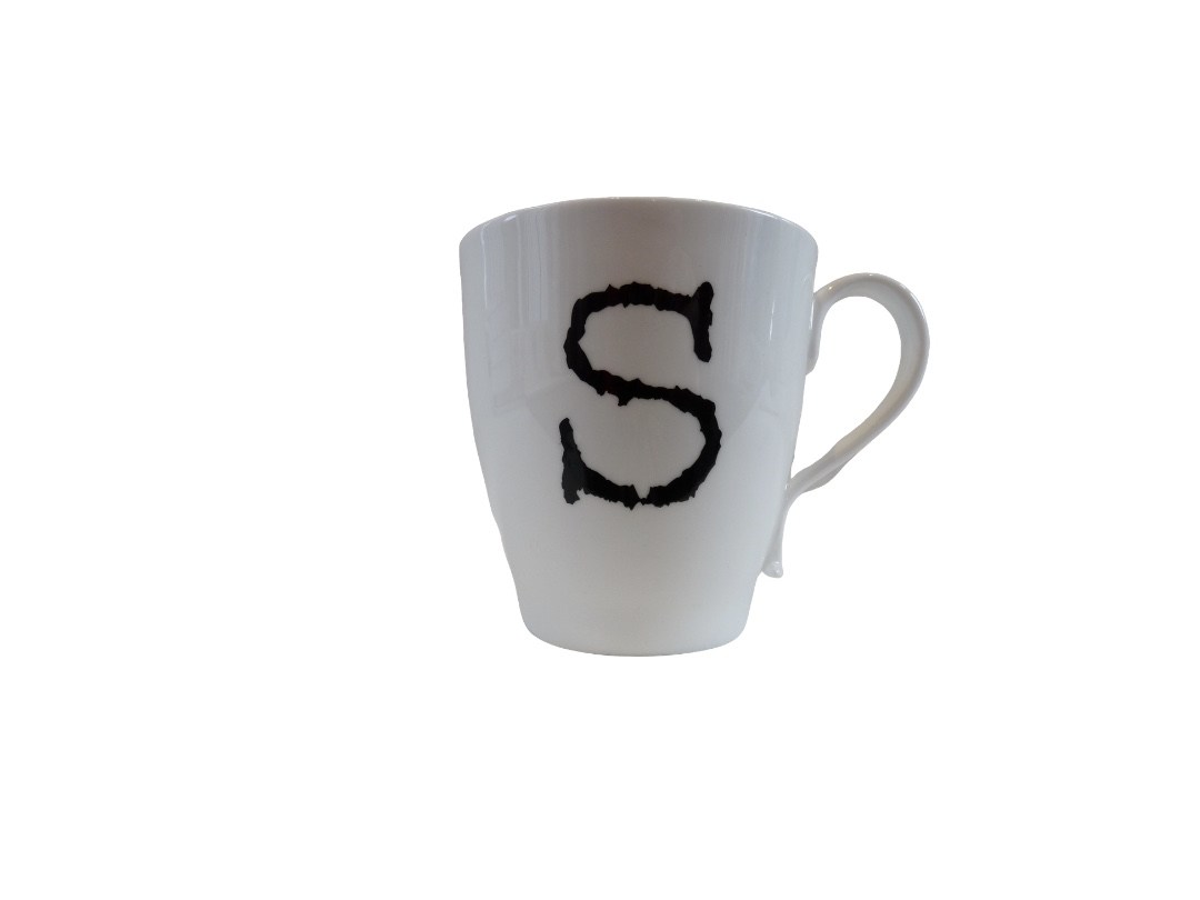 Glorious Mud Alphabet Mug - Sensational