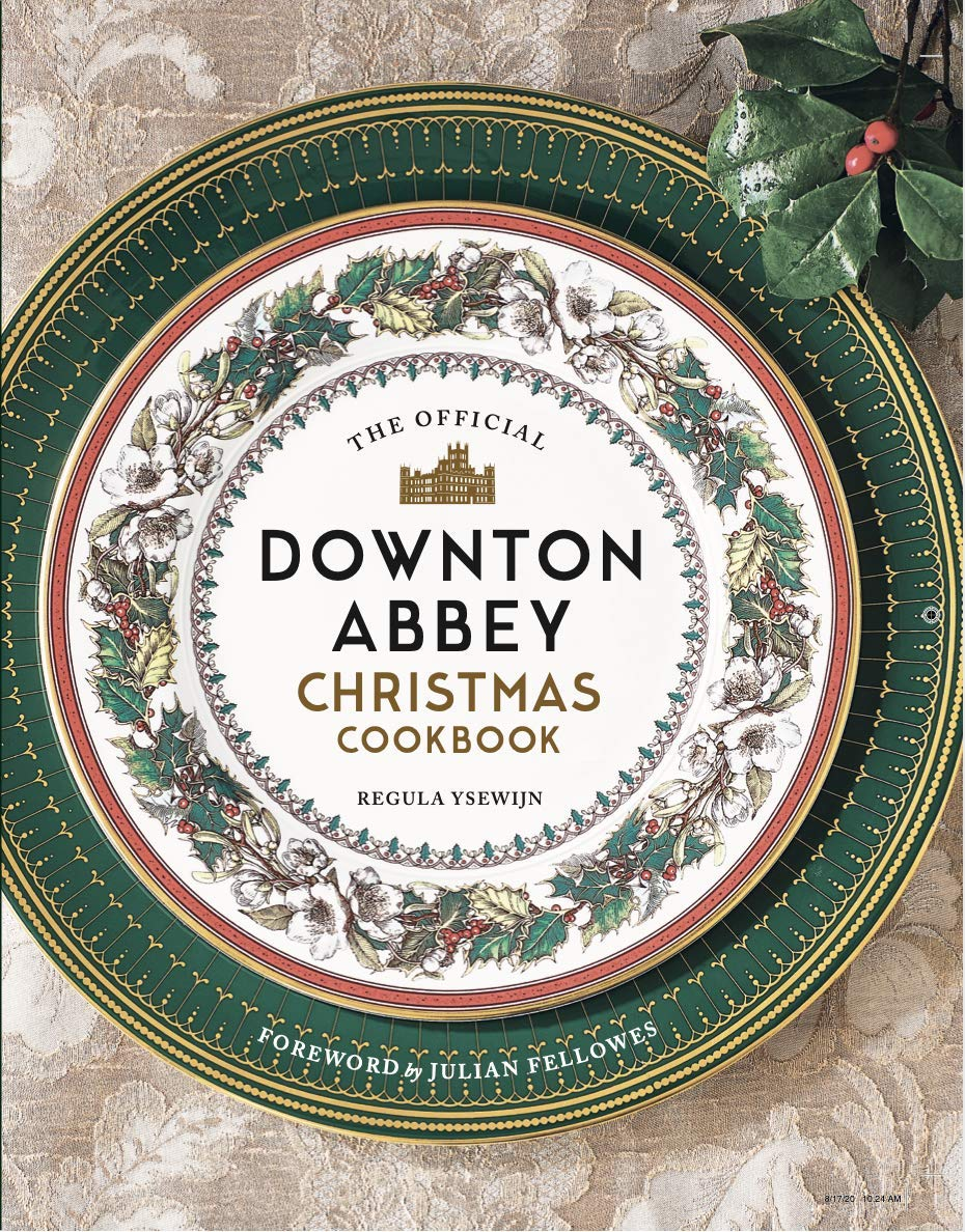 Downton Abbey Official Christmas Cookbook - WAS £24.99