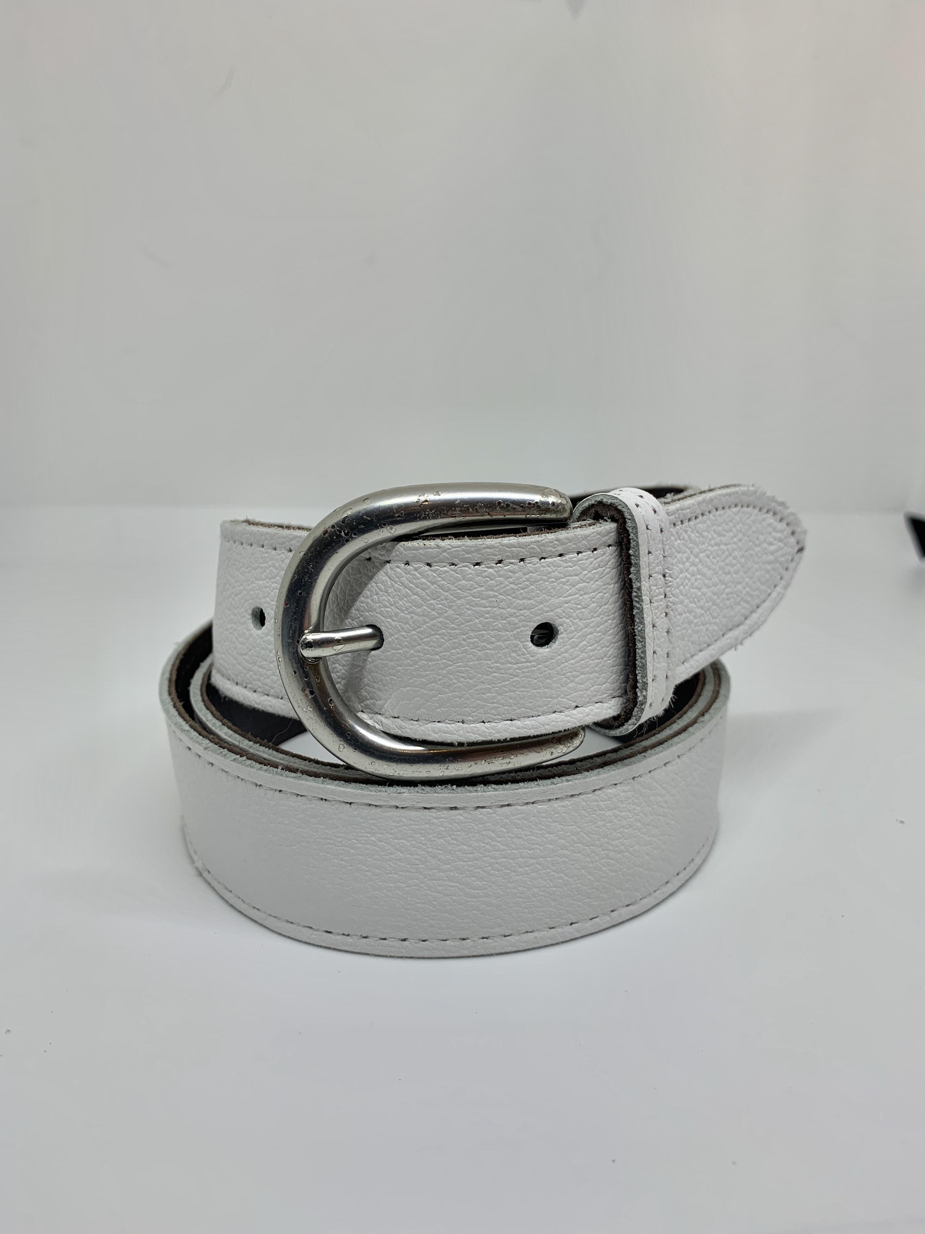 Leather Belt - Colours ( 3 colour )