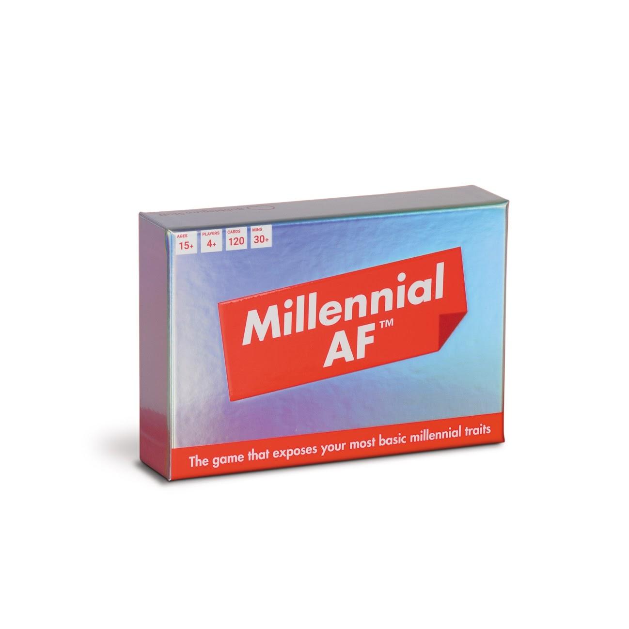 Millennial AF Game