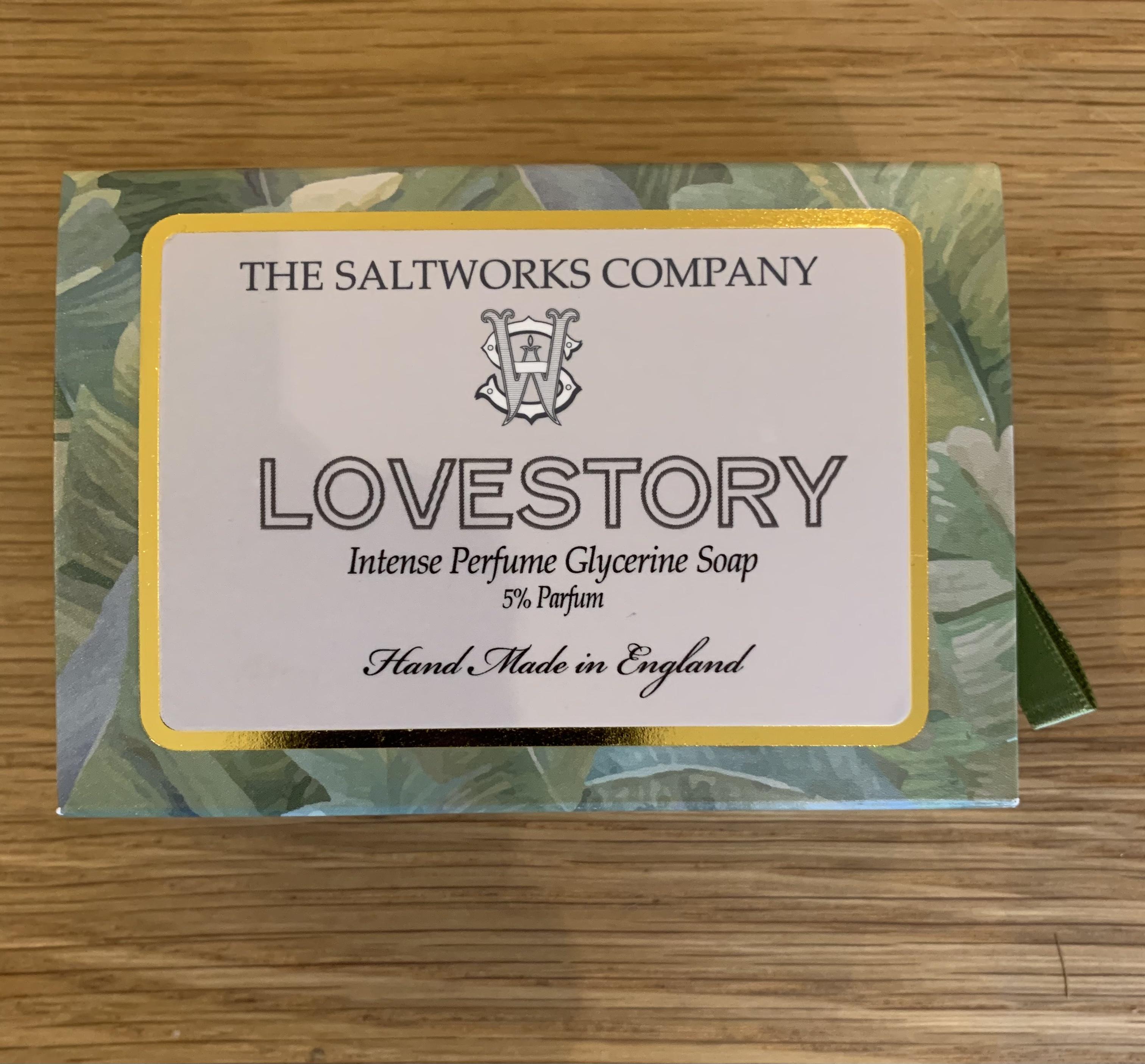 Saltworks Soap - Love Story