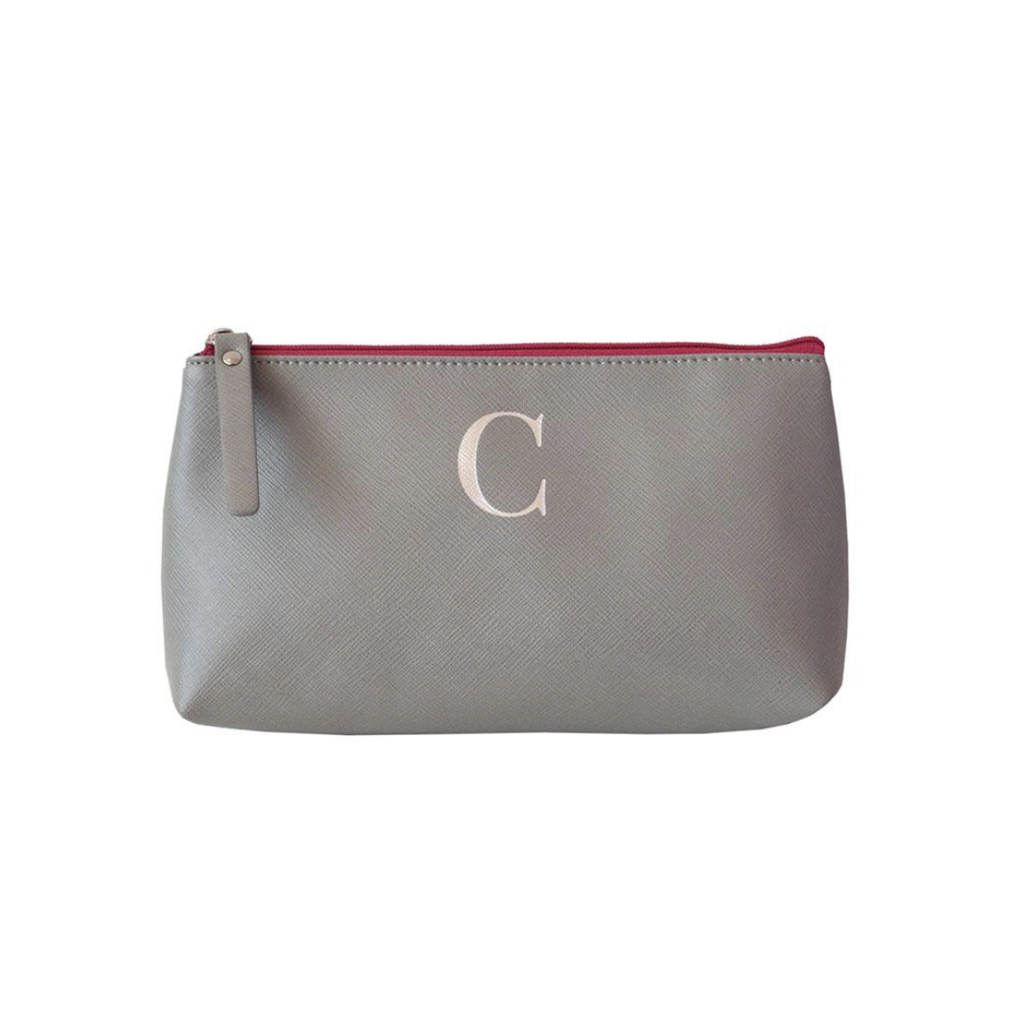 Bombay Duck Alphabet Make Up Bag - C