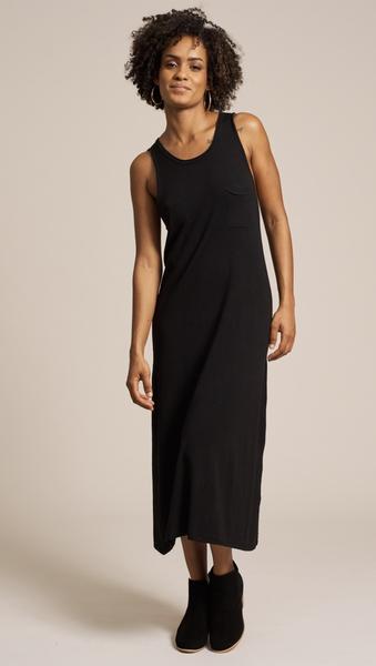 SALE Eb&Ive Maya Knit Dress - Onyx Black WAS £55