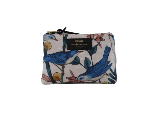 Wouf Pouch - Birdies Small
