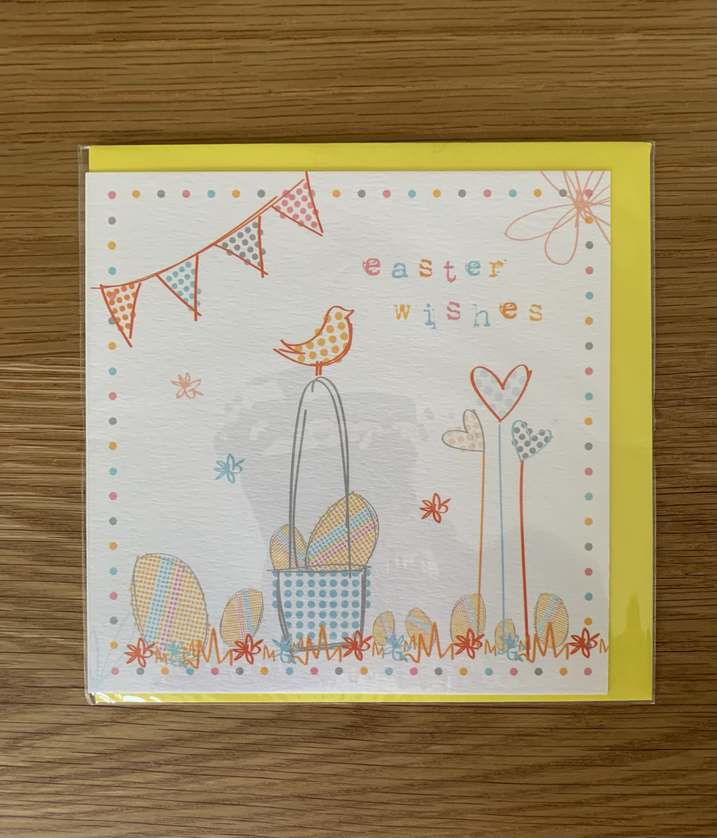 Card Easter Bexy Boo -Easter Wishes HB59