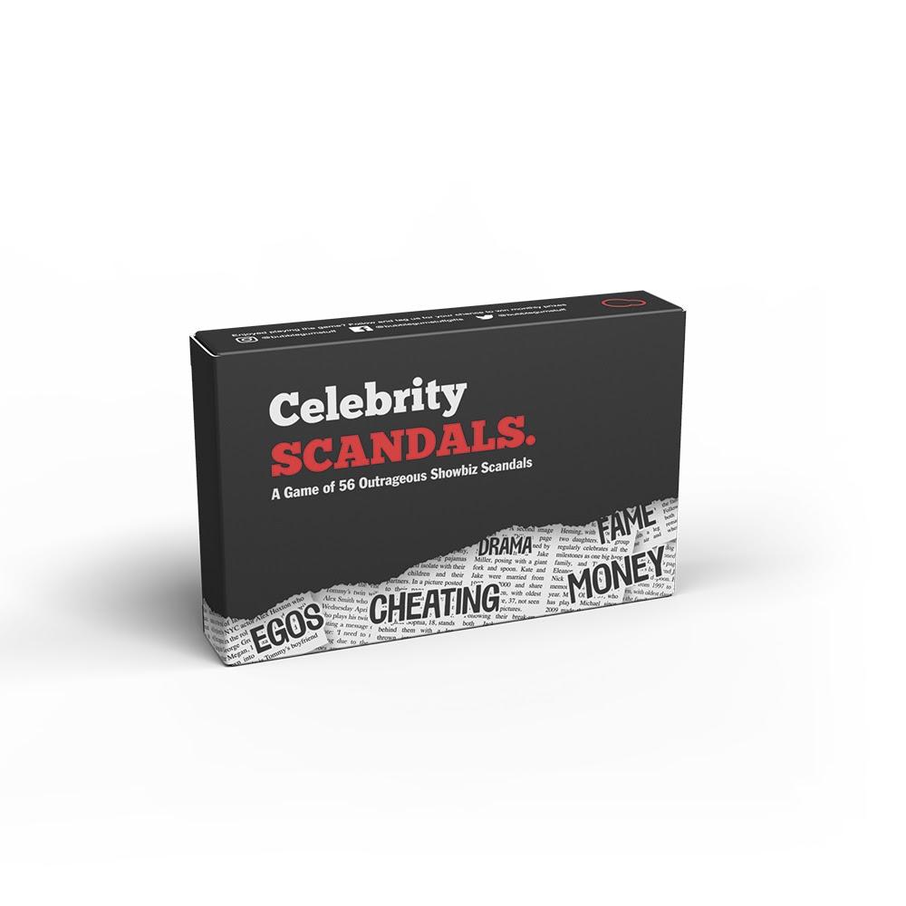 Celebrity Scandals Game