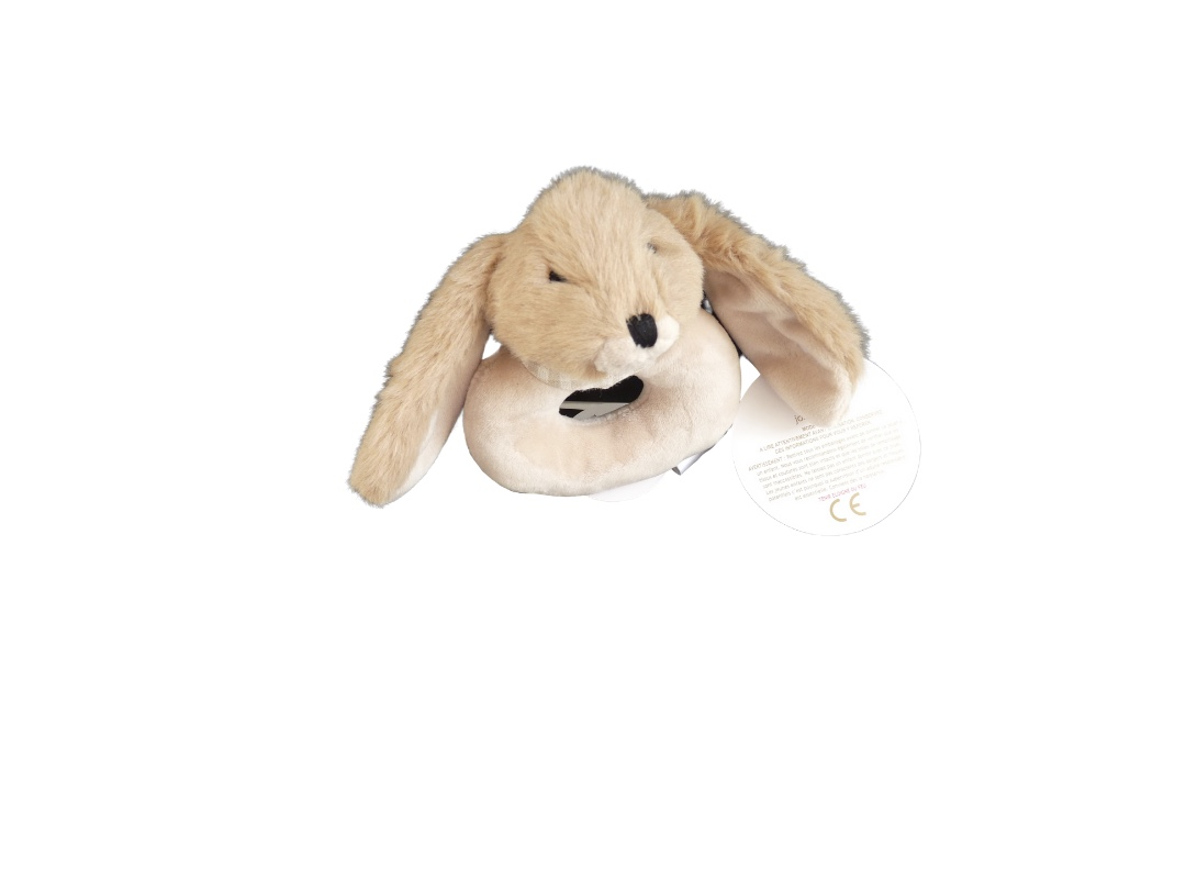 Rattle - Rabbit Brown