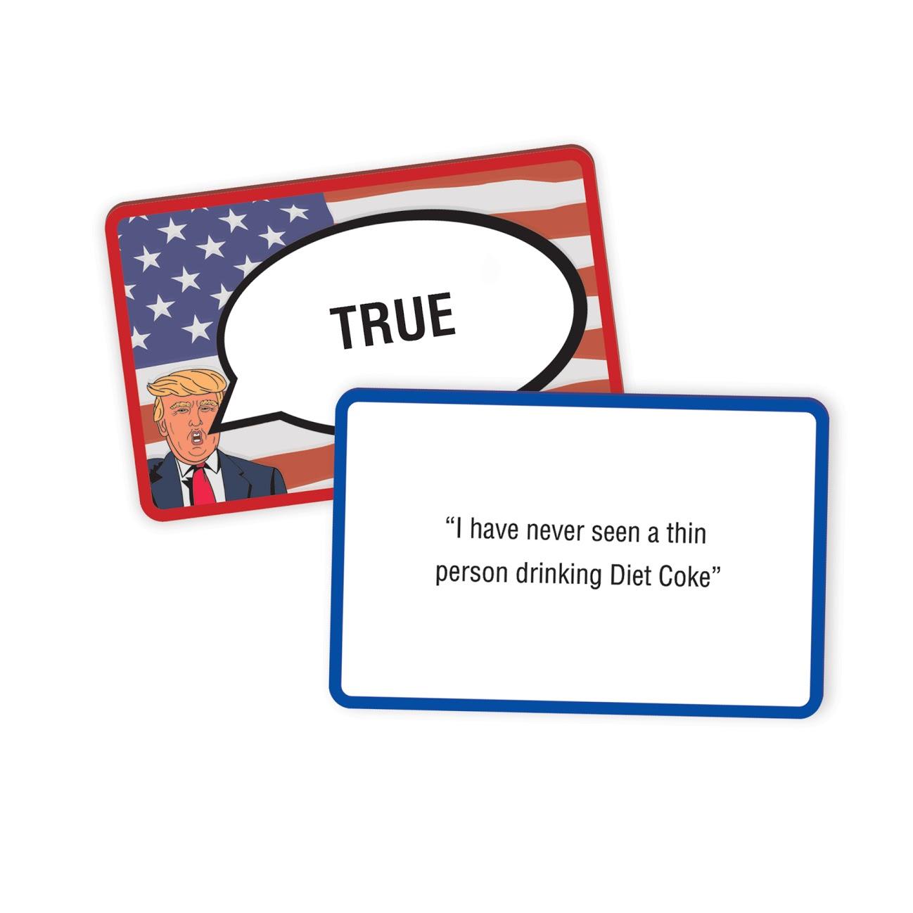 Fake News Game - Trump Edition