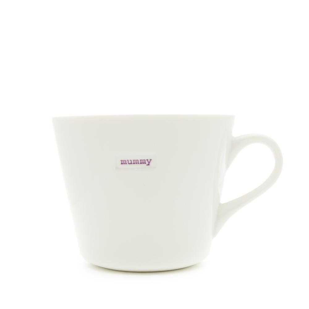 Keith Brymer Jones Bucket Mug - Mummy