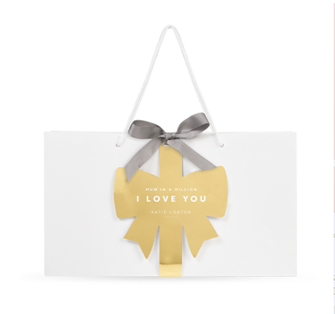 Gold Gift Bow for Katie Loxton Gift Packaging