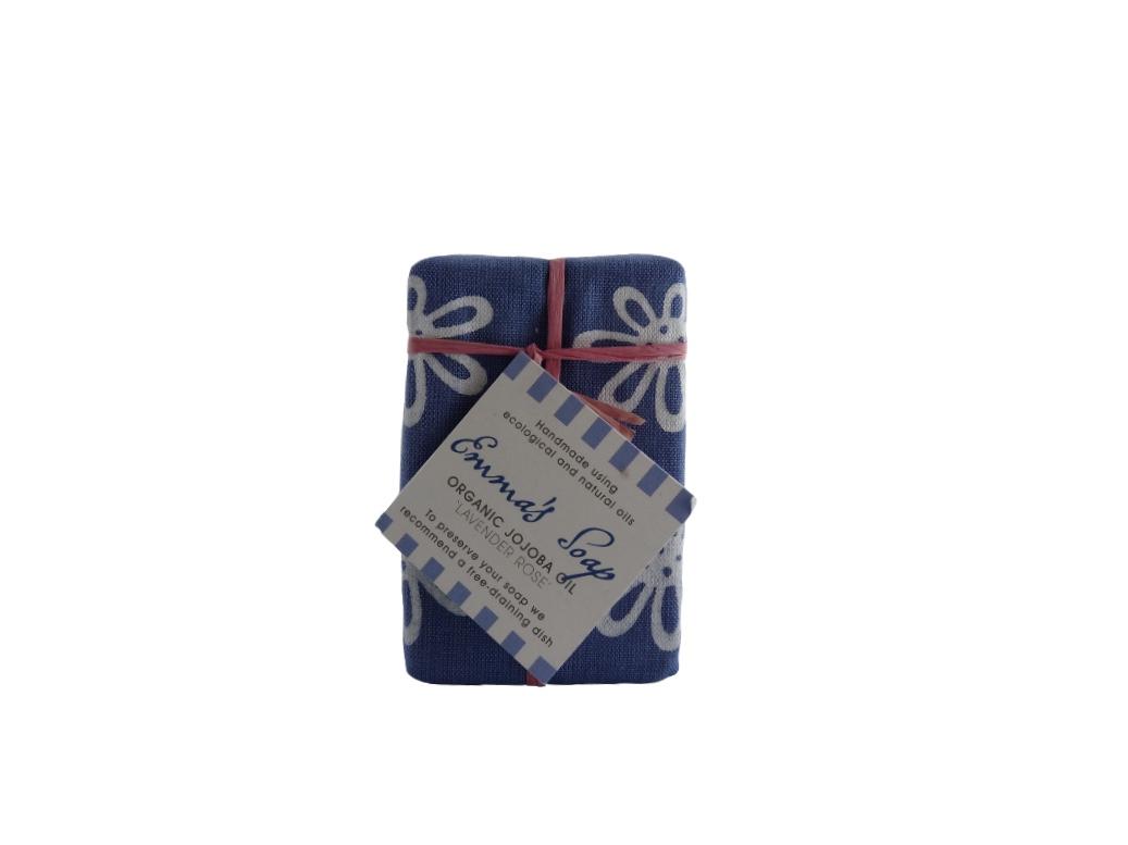 Emma's Soap -  Organic Jojoba Oil / Lavender Rose