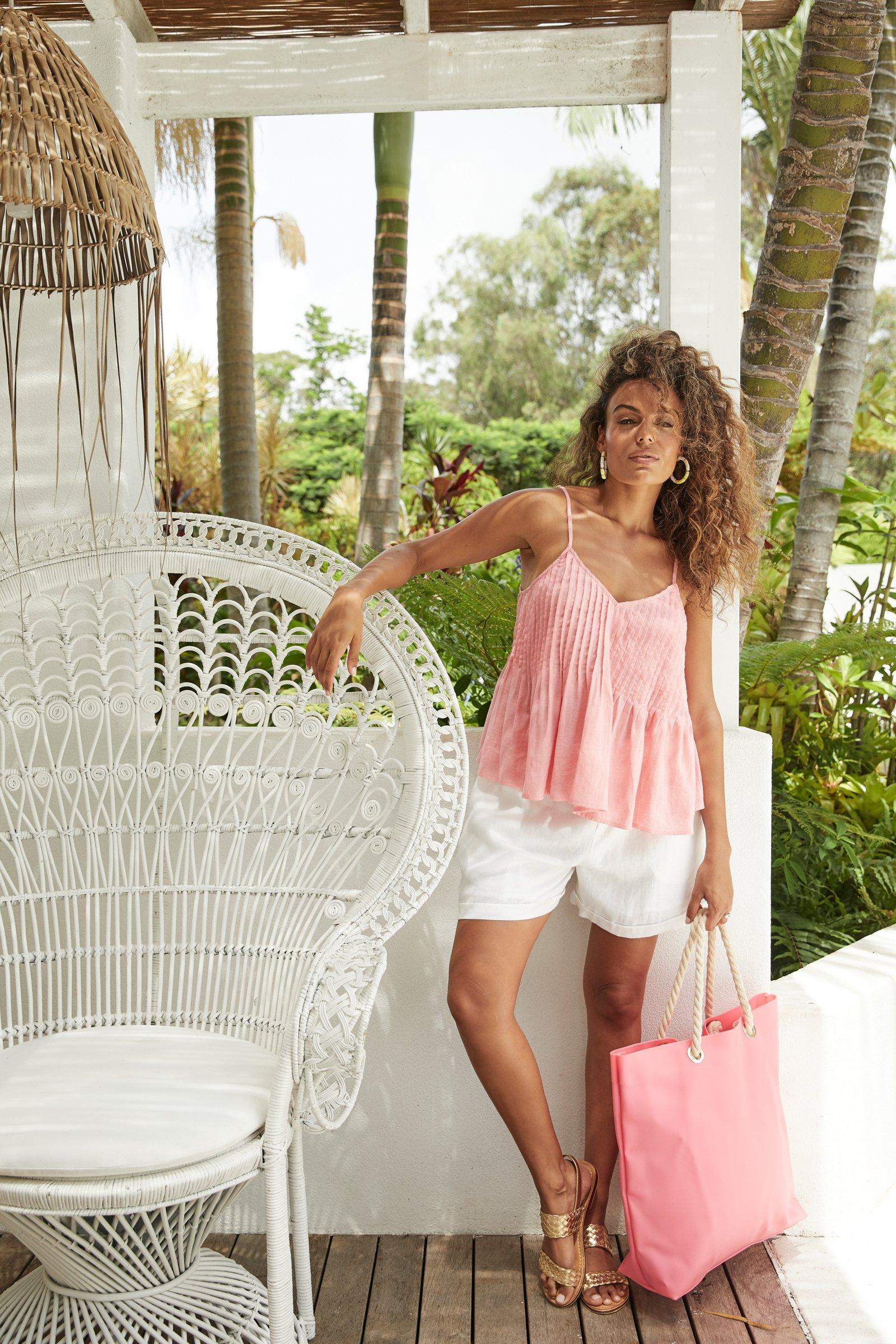 Haven Majorca Shorts - White