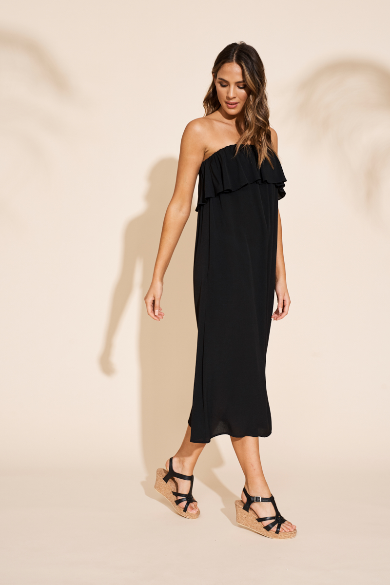 Eb&Ive Savannah Dress Black