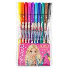 Top Model Fineliner Pens