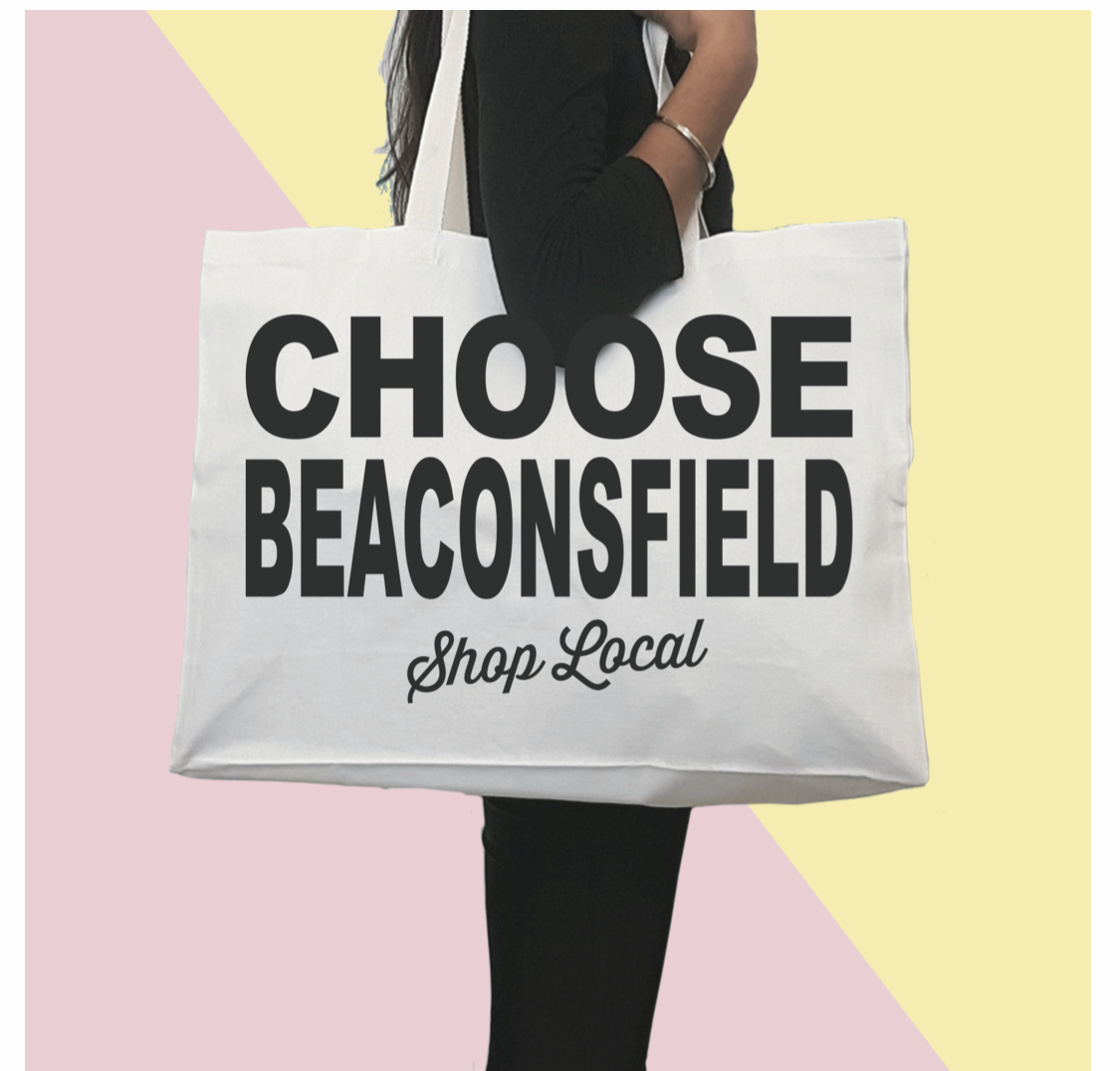 Beaconsfield Shop Local Tote Bag