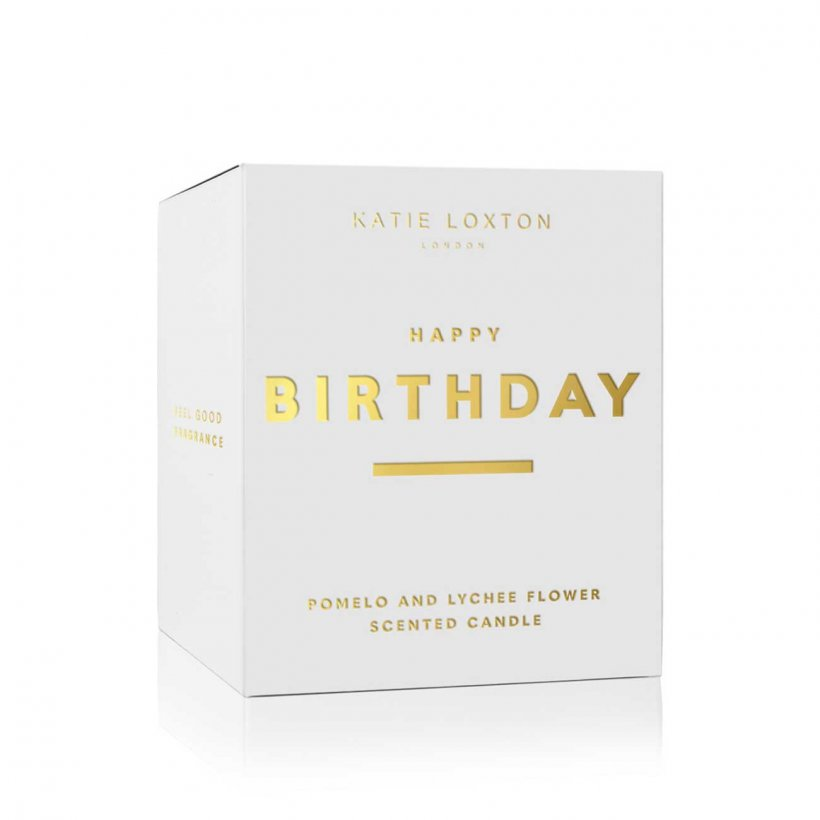 Katie Loxton Candle - NEW Happy Birthday