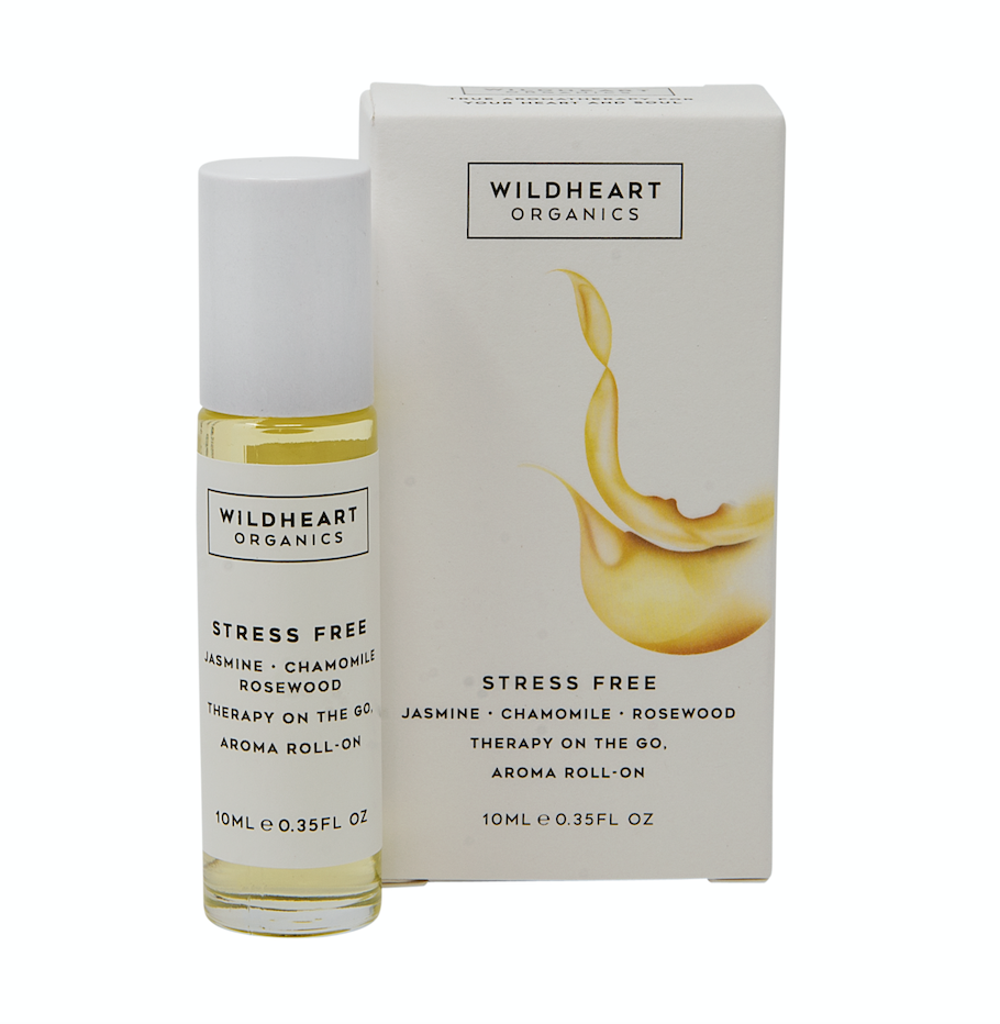 Wildheart Organics Therapy on the Go - Stress Free