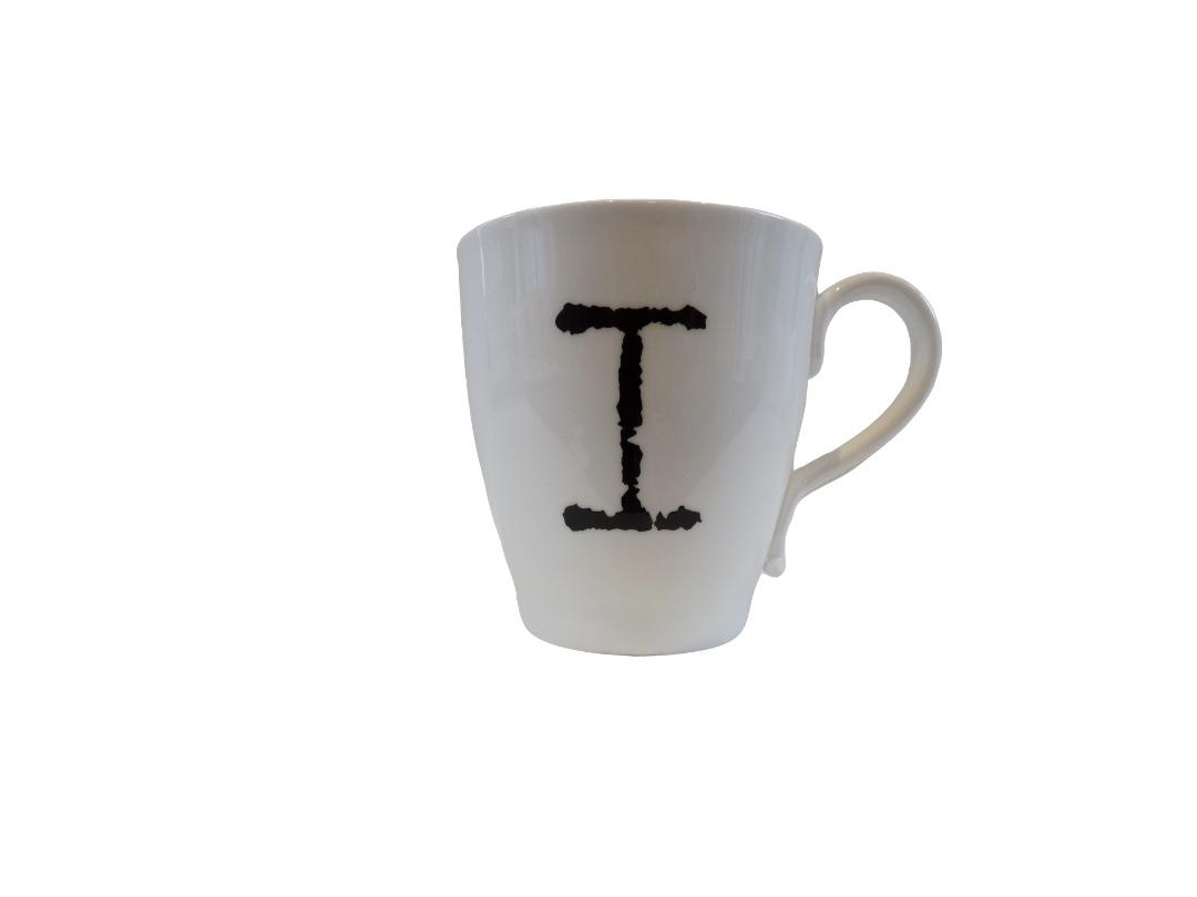 Glorious Mud Alphabet Mug - Irresistible