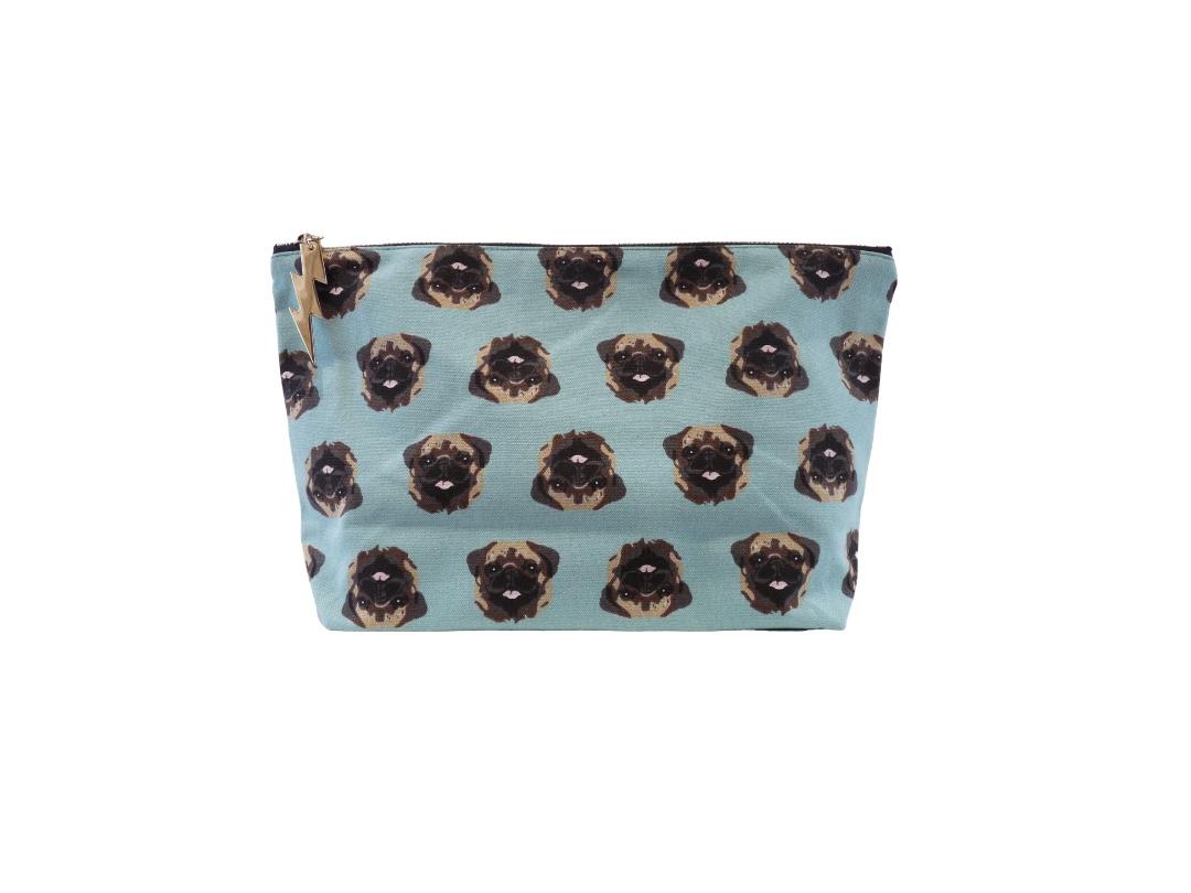 Cockatoo Bag - Pug Love Large