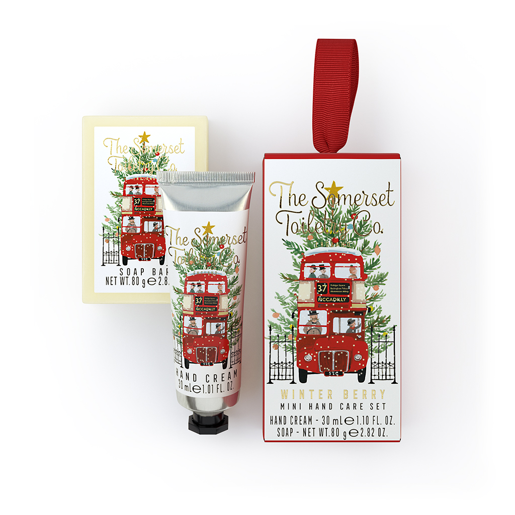 Somerset Toiletries Hand Care Duo - London Icons